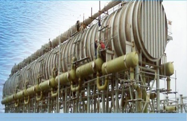 高效水平管降膜ballbet赞助西甲(海水淡化)