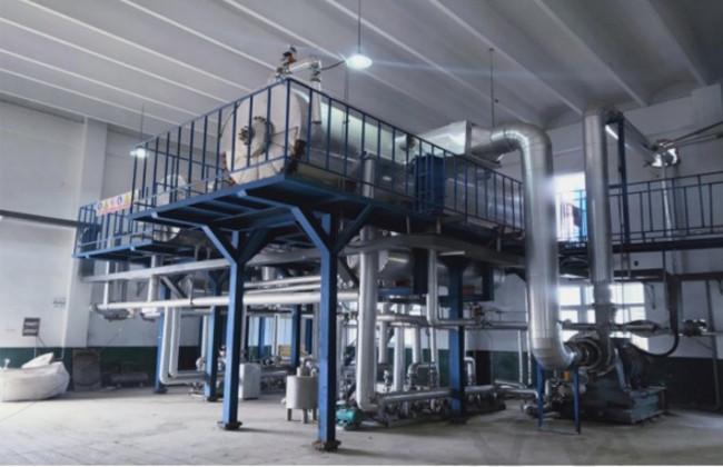 MVR抗生素废水西甲赞助商ballbetapp处理成套设备