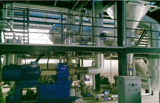 MVR动力电池三元材料废水西甲赞助商ballbetapp处理成套设备